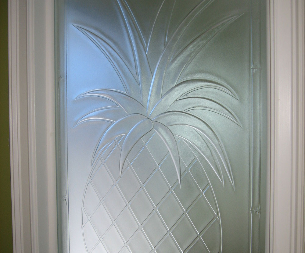 Carved Glass With Stunning Designs Glass Carving Custom