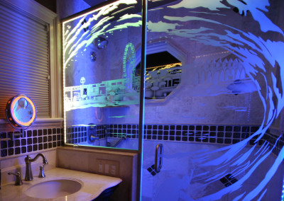 Illuminated-Glass-Shower