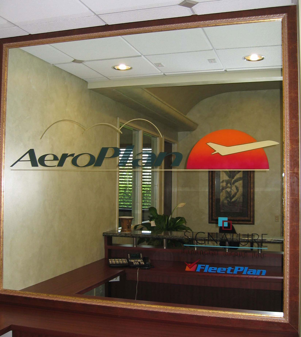 Etched Glass Signs Frosted Glass Signs Illuminated Logos